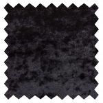 Crush Velvet Black