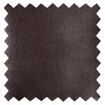 Faux Leather Brown